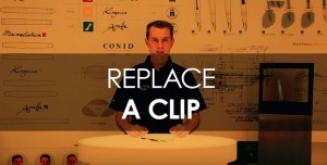 replace clip